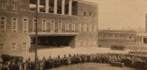 Il Brunelleschi all'ex Scuola di Guerra Aerea