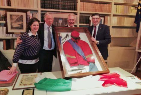 Brunelleschi, donazione alla Fondazione Spadolini