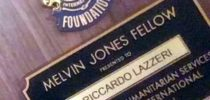 """Melvin Jones Fellow"" a Riccardo Lazzeri"